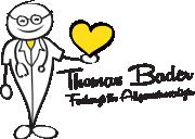 Praxis Thomas Bader Logo